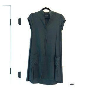 Dresses & Skirts - Flavio castellani silk blend dress Sz 40